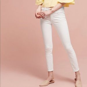 Anthropologie Pilcro High-Rise Skinny Jeans